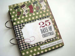 25 Days of Christmas December Daily Album