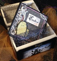 arsenic and lace mini flip album