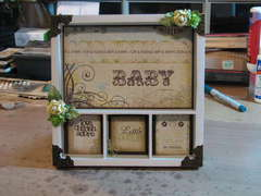 Solo Shadow Box Tray - C