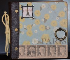 Paris Mini Album