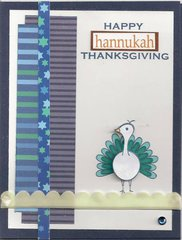 Happy Hannukah Thanksgiving