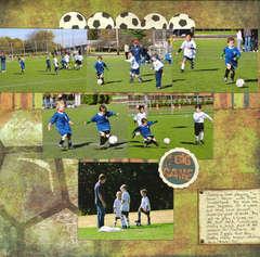 November contest - Fall Soccer