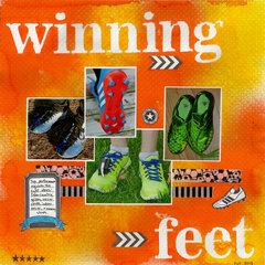 Winning Feet