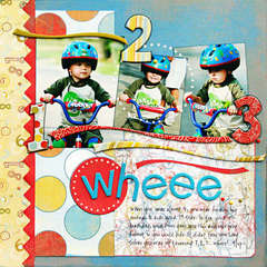 *1, 2, 3 Wheeee* BG Newsletter Feb. '08