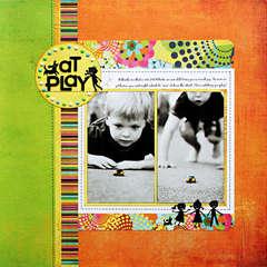 *At Play*