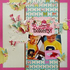 *Butterfly Bakery* PageMaps March 2013