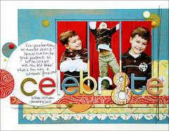 *Celebr8te* BG April '08 Newsletter