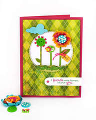 *Friends Card* - Fiskars & Tessa Ann
