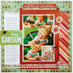 *from, Carson* NEW BasicGrey NORDIC HOLIDAY