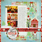 *Happy St. Nick Day* NEW BasicGrey NORDIC HOLIDAY