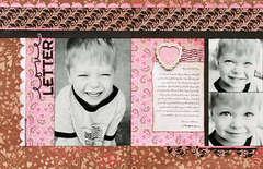 *Love Letter* BasicGrey Jan '09 Newsletter