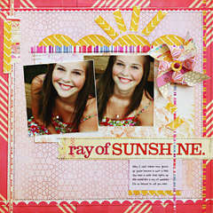 *Ray of Sunshine* NEW BasicGrey SOLEIL