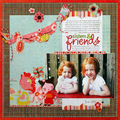 *Sisters & Friends* NEW BasicGrey KONNICHIWA