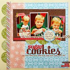 *Sugar Cookies*