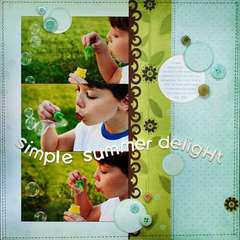 *simple summer delight* ST July '10