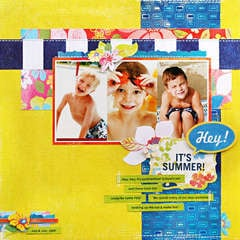 *Hey, It's SUMMER!* SB&B Summer '11 COVER