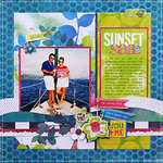 *Sunset Sail* SB&B Summer '11