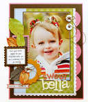 *Sweet Bella* Fall Issue SCRAPBOOK & CARDS TODAY