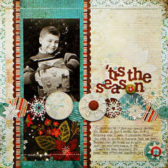 *Tis the Season* New BasicGrey & SIZZIX