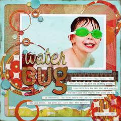 *waterbug* SB&B Summer '08 COVER!
