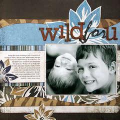 *Wild for U* NEW BG GRANOLA
