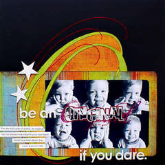 *Be an Original* BHG Feb/March '07