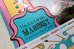 *CRAFT FAIR*  Masstown Market - Title Close Up