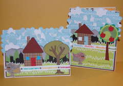 Mix & Match Cards - Mostly American Crafts