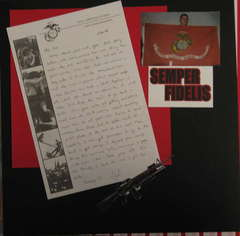 Letters from Marines