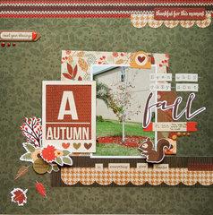 Autumn **Simple Stories DT**