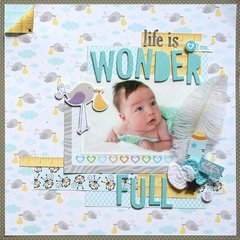 Life is Wonder-Full **Bella Blvd DT**