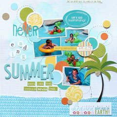 Never Ending Summer **Bella Blvd DT**