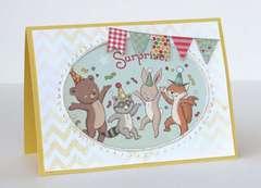 Surprise Card