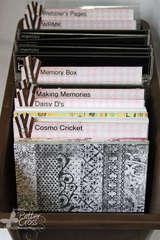 6x6 Paper Storage