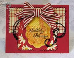 Birthday Blessings {ODBDSLC40}