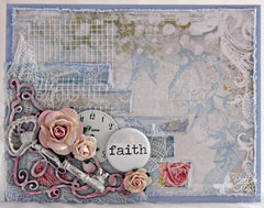 *Blue Fern Studios* Faith