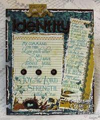 {ABCSCRC11} Word #9, Identity