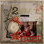 Mother-Daughter Duet {Memory Box}