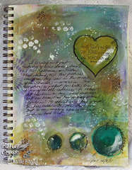 Sustain {Art Journaling}
