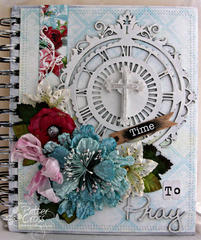 Time to Pray Journal {Blue Fern Studios}
