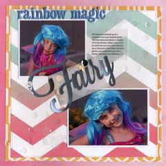 Rainbow Magic Fairy