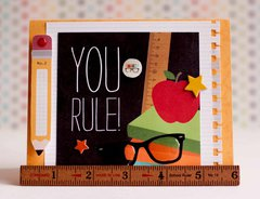 You Rule **NEW Simple Stories**