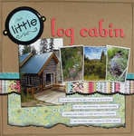 Our Little Log Cabin