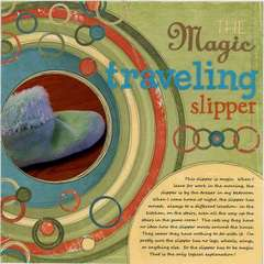 The Magic Traveling Slipper