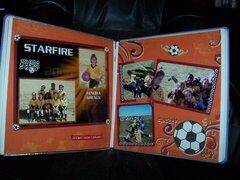 Kendra's soccer season 2006