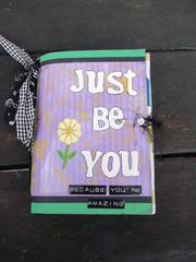Just Be You : cover