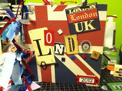 London Mini Album