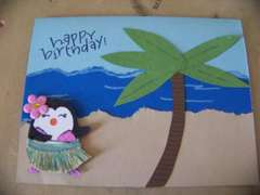 Abbie's 13th Bday Card