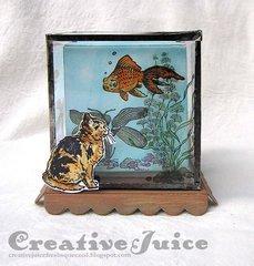 Aquarium Artist Trading Block