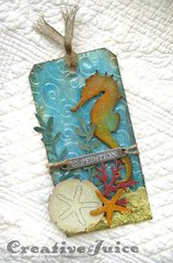 Tim Holtz Tags of 2014 - July
